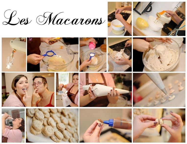 Des macarons (presque)inratables