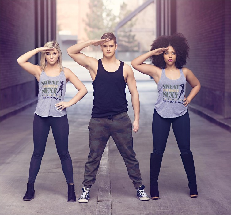 Coup de coeur vidéo: FitnessMarshall
